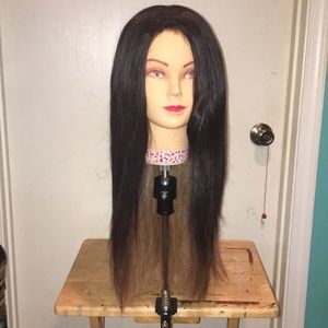 Accessories - Brown and Blonde Wig